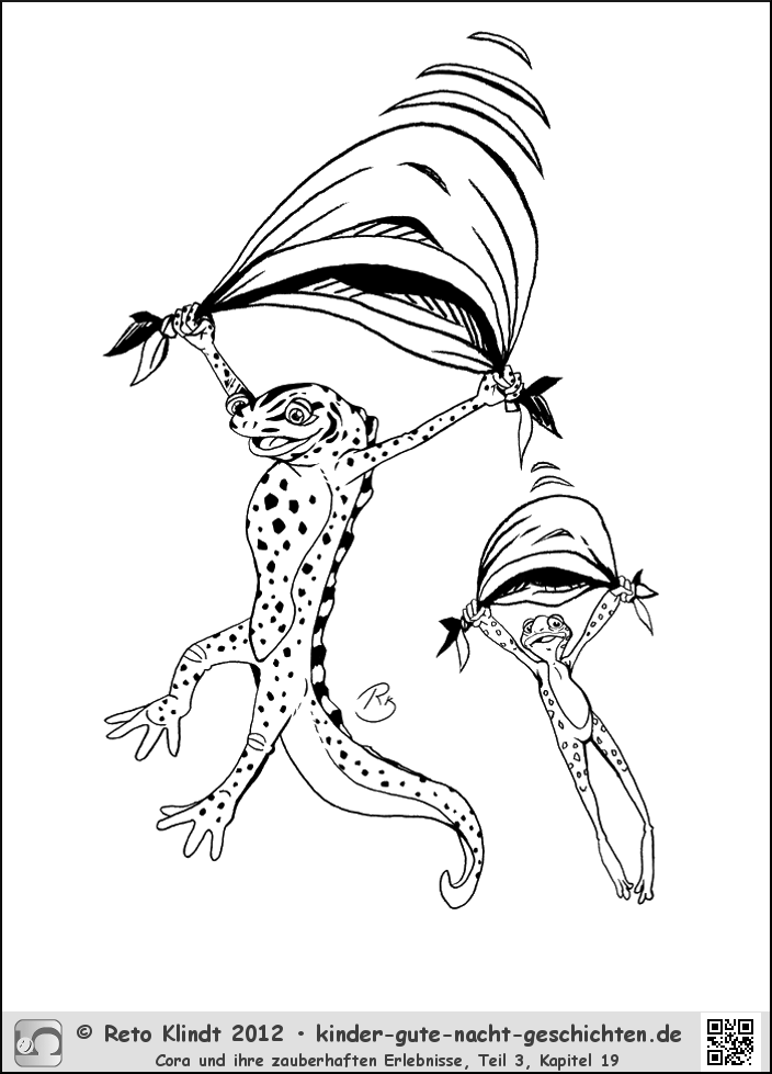 """ausmalbilder zu dem buch """"cora und ihre zauberhaften"""