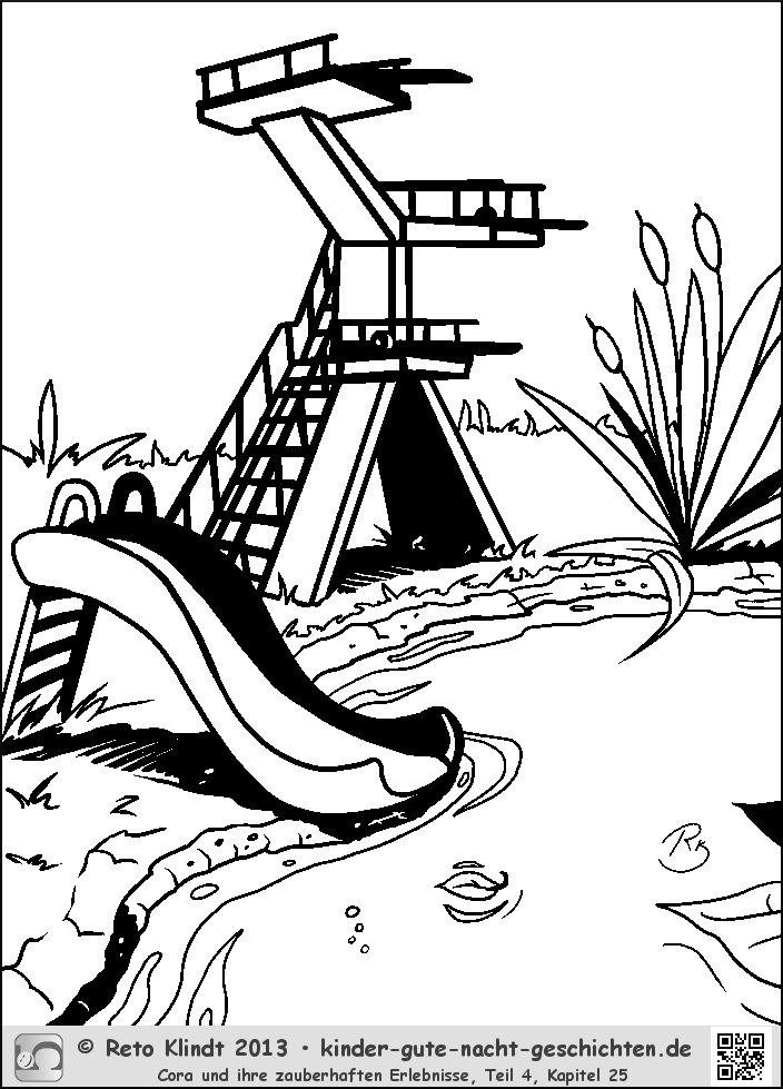 """ausmalbilder zu dem kinderbuch """"cora und ihre zauberhaften"""