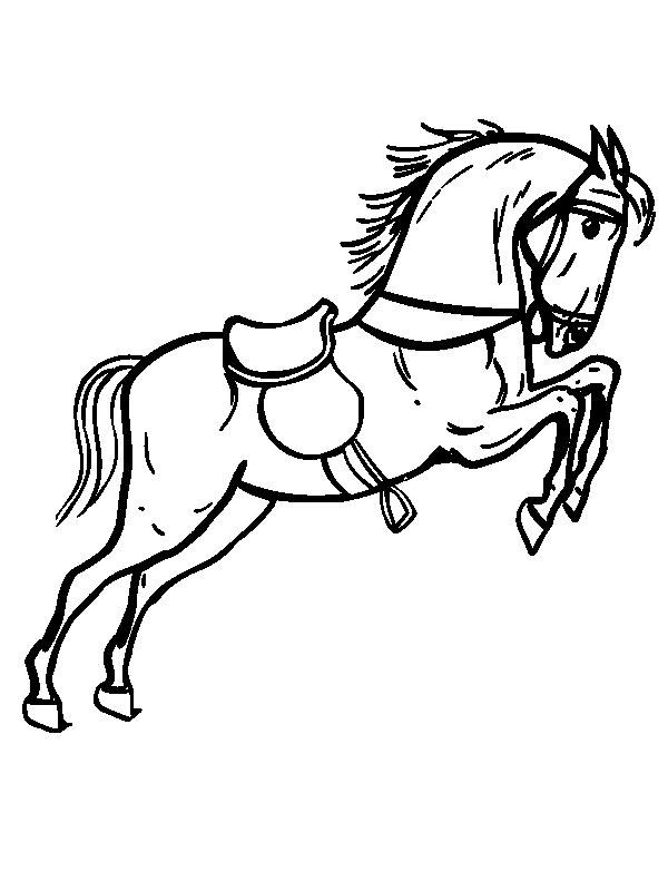 Springend Paard Kleurplaat Piraten Ausmalbilder Von K 228 Pt N Silberbart Kigunage
